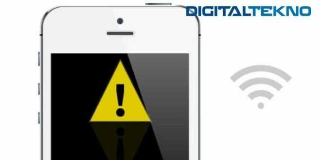 Cara Memperbaiki Masalah Wi-Fi di iOS 10