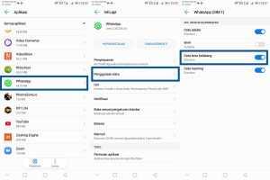 Inilah  6 Cara Mengatasi Whatsapp Tidak Ada Notifikasi Saat Pesan Masuk