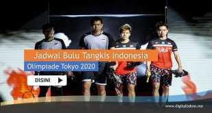 Jadwal Bulu Tangkis Indonesia Olimpiade Tokyo 2020