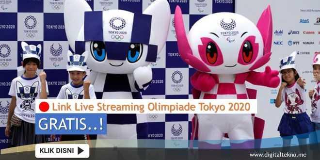 Link Live Streaming & Siaran Langsung Olimpiade Tokyo 2020