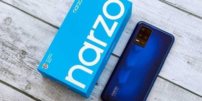 Spesifikasi dan Harga Realme Narzo 30 5G
