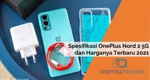 Spesifikasi OnePlus Nord 2 5G